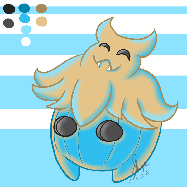 Thumb color challenge 9   pumpkaboo