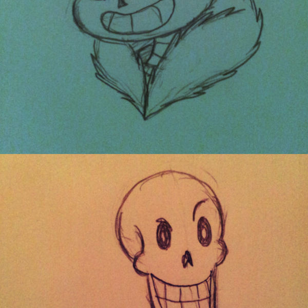 Thumb sly sans and papyrus