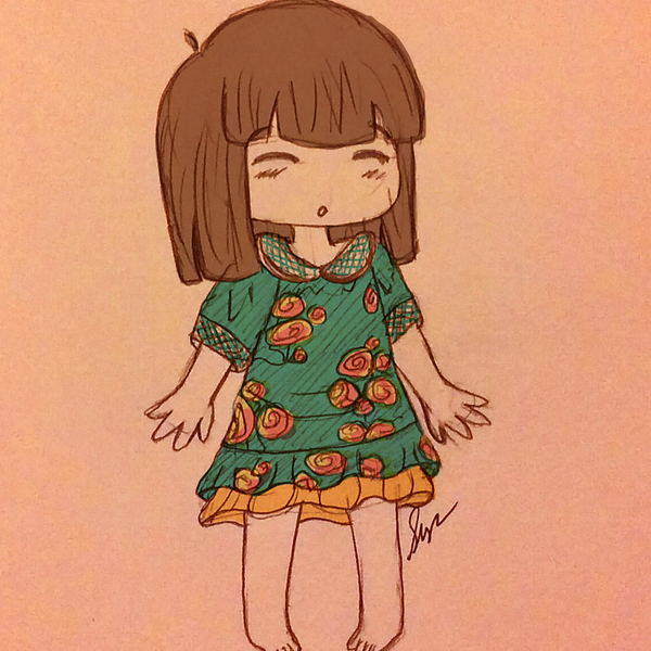 Thumb frisk clothes 1