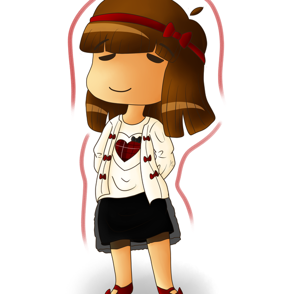 Thumb frisk clothes 2c