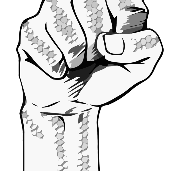 Thumb punch vectorized